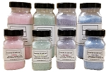 Essential Oils Bath Salts 8 oz