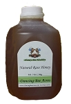 3lb Quart Raw Honey
