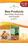 Bee Products Bee Pollen Royal Jelly and Propolis