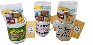 Cup of Tea & Honey Gift Sets