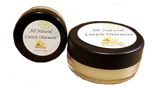 All Natural Cuticle Cream